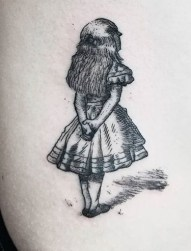CircusFreakGallery geek tattoo best of tattoo alice wonderland pays merveilles