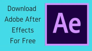 Adobe After Effects Download For Free (Adobe After Effects 7.0)