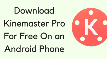 Download KineMaster Pro Apk Video Editor For Free
