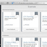 Evernote for Business management app makes everything possible