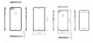 Apple iPhone 7 Diagram Image