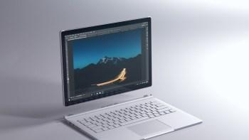 Surface Book Hardware