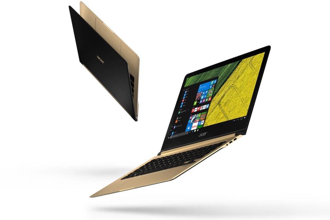 Acer's Swift 7 Less Than 1cm