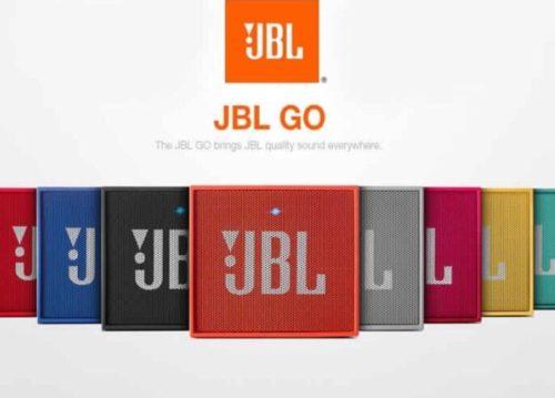 JBL Go Different Colors