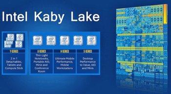 Kaby Lake Processor Series