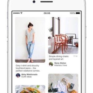 Pinterest in iOS 10