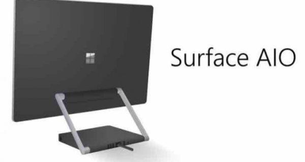 Microsoft: Surface AIO