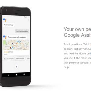Google Assistant Of Google Pixel