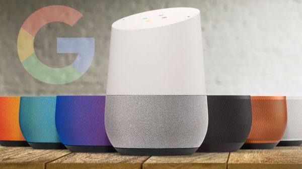 Google Home: Different Variants Base