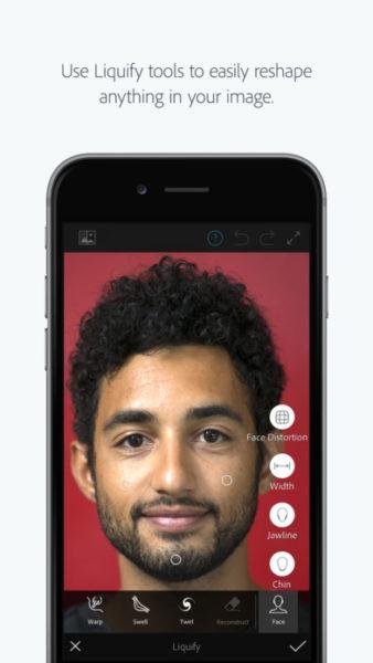 PhotoShop Fix For iOS