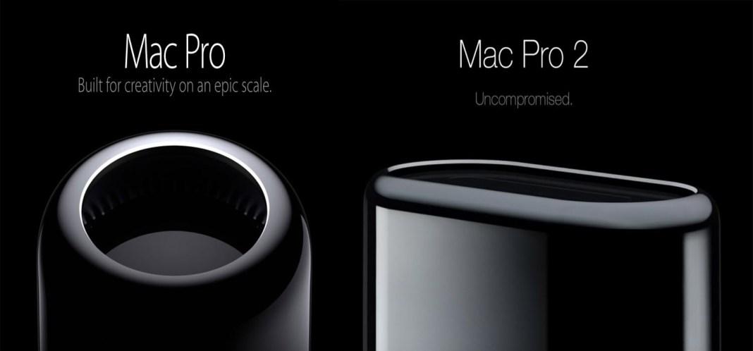 Mac Pro 2017 Concepts