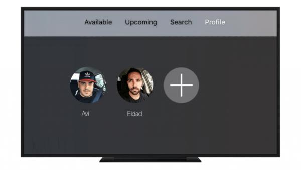 Apple tvOS 11 Multi User Feature