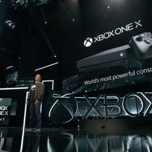 Microsoft Xbox One X Announcement