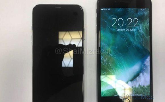 iPhone 8 Design Leaks
