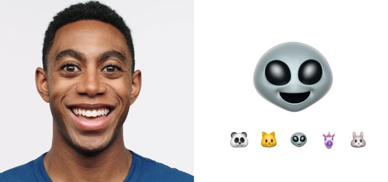 Animoji Of iPhone X