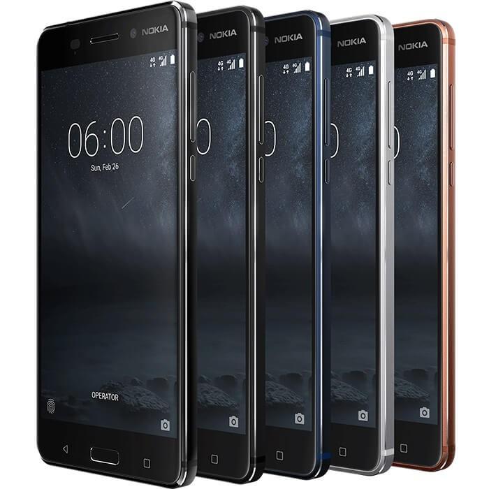 Nokia 6 Specs Feature