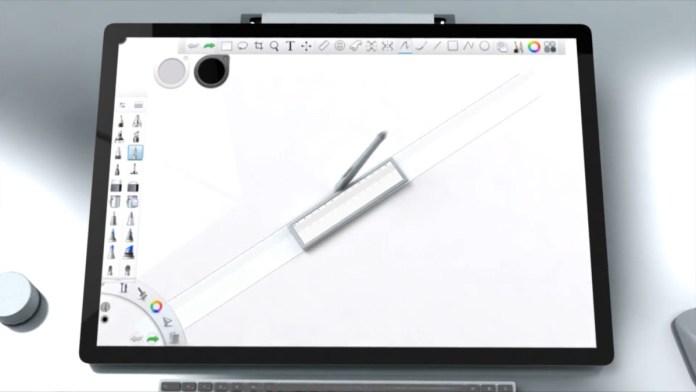 Surface Studio 2 Concept Arts