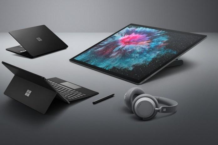 Microsoft 2018 Hardware Event