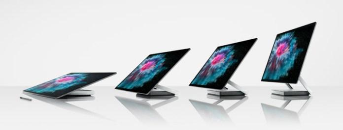 Surface Studio 2 Introduction