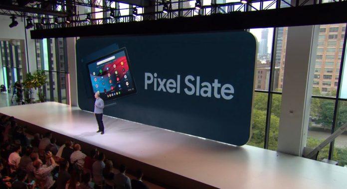 Google Pixel Slate Introduction
