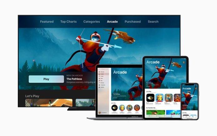 Apple Arcade Introduction