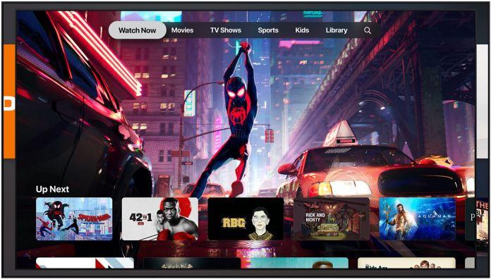 Apple TV App Update 2019