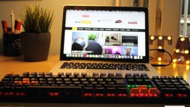 Photo of Tastiera da Gaming Meccanica LED Aukey KM-G6 – Recensione