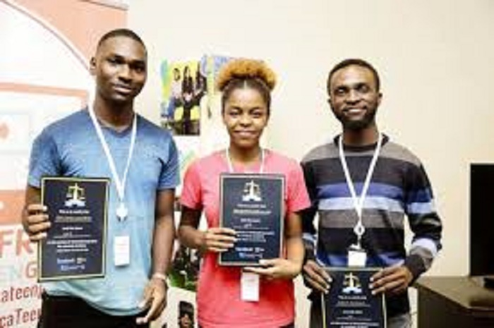 UNILAG STUDENTS EMERGE WINNERS OF HACKATHON4JUSTICE COMEPTITION