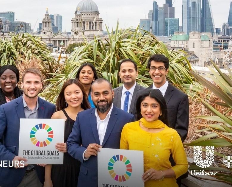 Unilever Young Entrepreneurs Awards