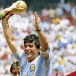Argentina Football Legend, Diego Maradona Dies Age at 60