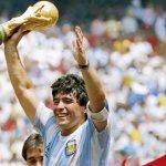 Argentina Football Legend, Diego Maradona Dies Age at 60