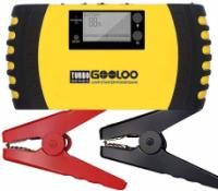 GOOLOO 1500A Peak 20,800mAh Car Jump Starter with USB QC 3.0 $51.99