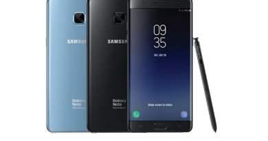 Samsung Galaxy Note Fan