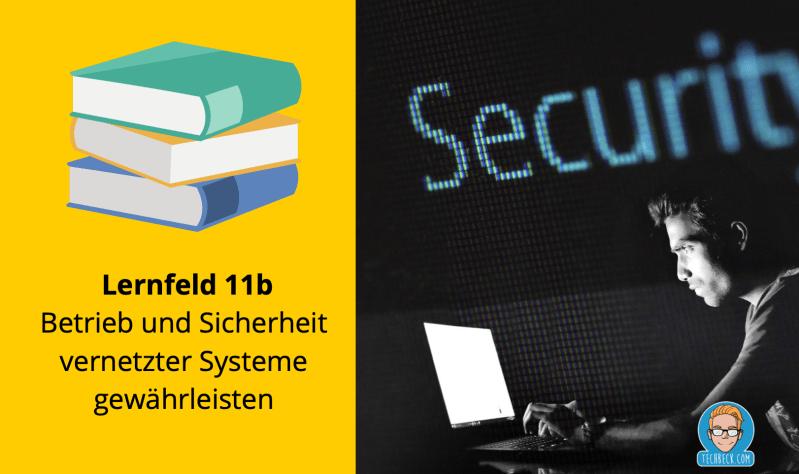 Betrieb und Sicherheit vernetzter Systeme gewährleisten