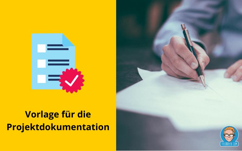 Vorlage für die Projektdokumentation (IT-Berufe , Prüfung, Fachinformatiker)