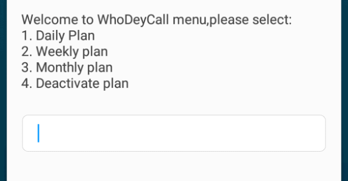 Mtn Who Dey Call Service - How Do I Get Started With Mtn WhoDeyCall Service?