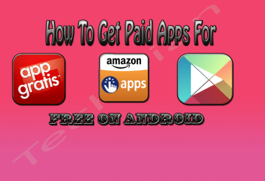 How To get Paid For Free On Android