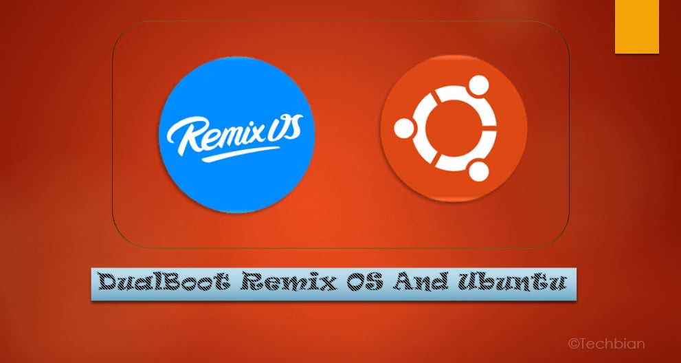 How To Install Remix OS Alongside Ubuntu On PC HDD