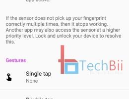 fingerprint gestures apk download