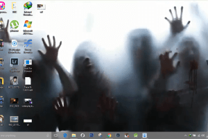 zombie invasion wallpaper download