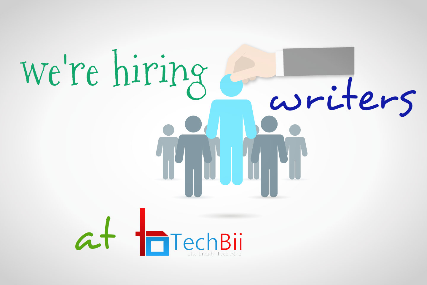 hiring writers techbii