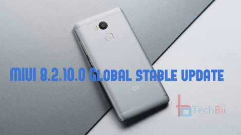 redmi 4x miui 8.2.10.0 global stable rom