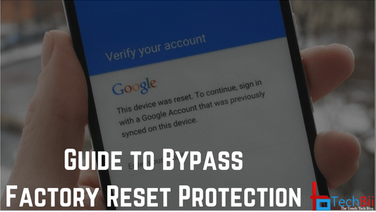 bypass factory reset protection
