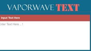 convert text to fancy