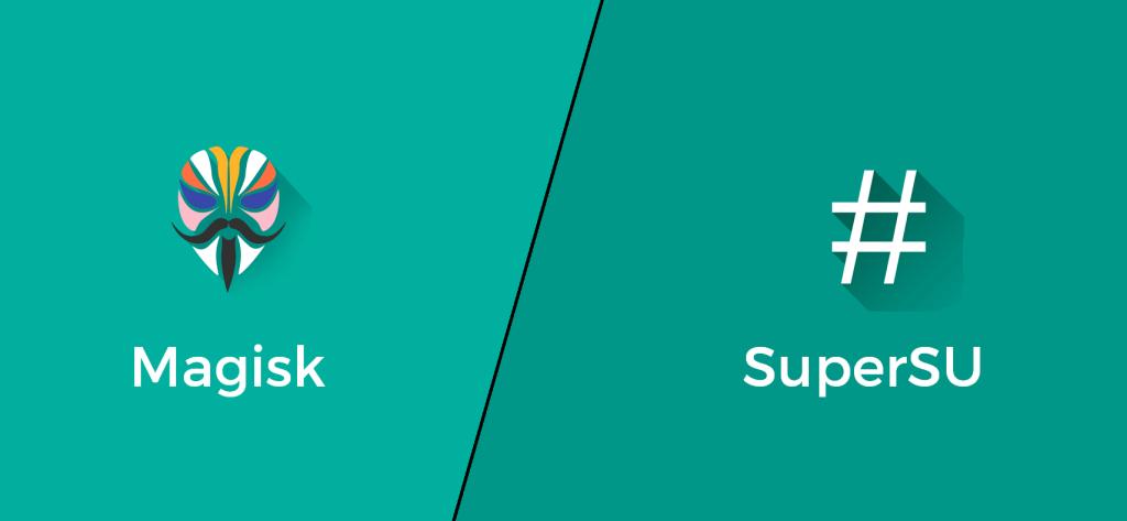 Magisk-Vs-SuperSU