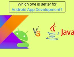 java kotlin android app development