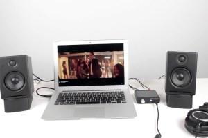 audio setup