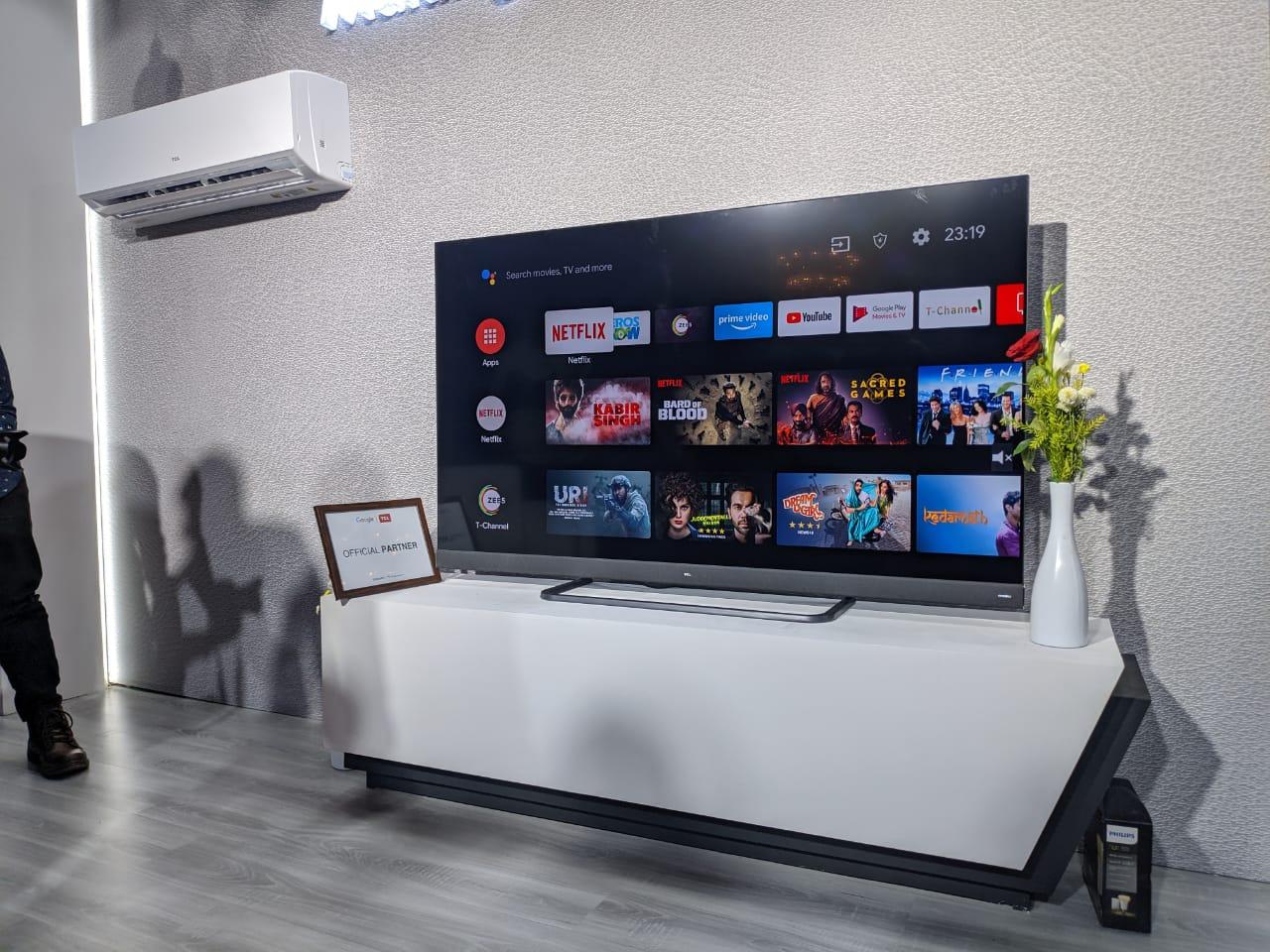 TCL C8 AI Smart TV