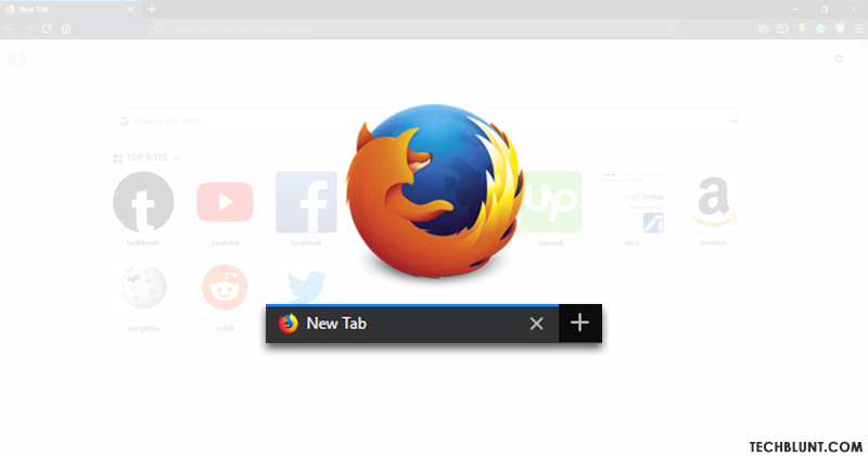 How to customize New Tab page in Mozilla Firefox?