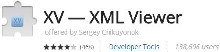 XV - XML Viewer